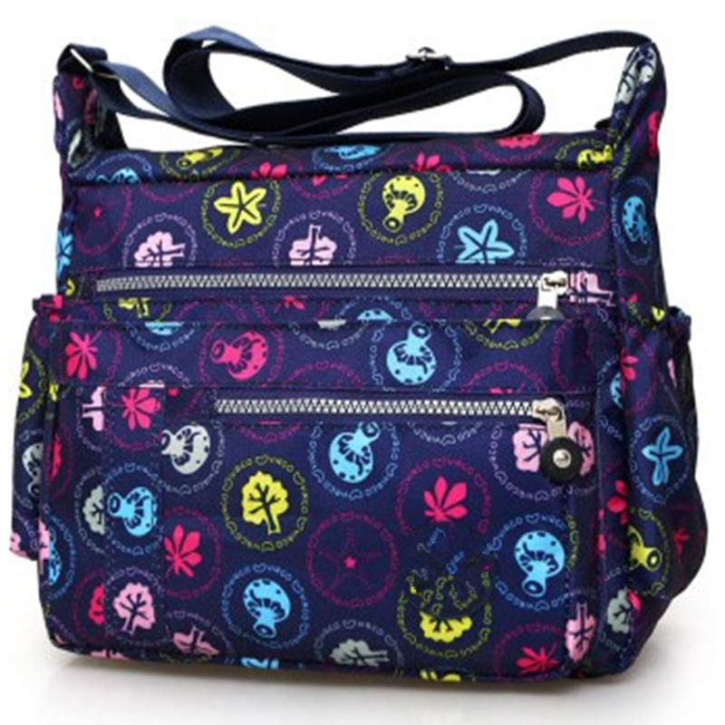 Bolso Kiple Women's Messenger Bags Ladies Nylon Handbag Travel Casual Original Bag Shoulder Female Large Capacity Crossbody Bag