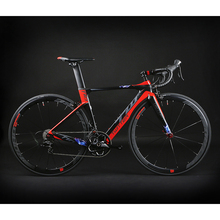 2017 New Twitter T10 Super Light Men Womens 22 Speed 700C Carbon Complete Road Racing Bikes