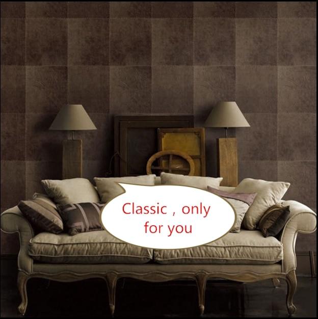 online kopen wholesale bruin baksteen behang uit china bruin, Deco ideeën