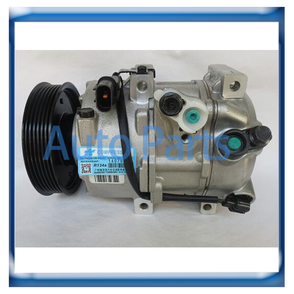 DVE18 auto a c compressor for Kia Sorento 2 4 97701 2P400 977012P400 1F3BE 06400 1F3BE06400