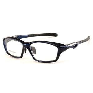 Image 4 - Hotochki TR90 משקפיים מסגרת גברים מלא מסגרות אופנה משקפי ספורט קוצר ראייה משקפיים קל במיוחד אנטי שקופיות עיצוב