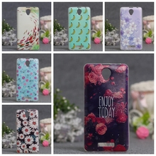 Newest Fashion 3D Relief Printing Case for Lenovo A5000 Phone Case Soft TPU Cases Cover For Lenovo A5000 A 5000 Silicon Covers