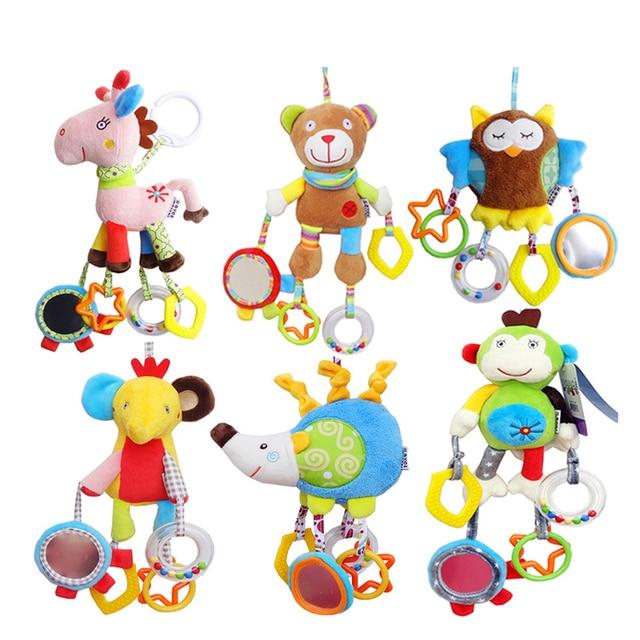 Jjovce Babybett Hangen Spielzeug Neugeboren Schlaf Troster Puppen
