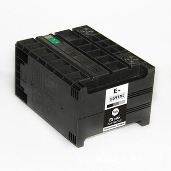 2pcs Full ink for Epson T8651 T8651XL for Epson WorkForce Pro WF-M5190DW, WF-M5190DW BAM,WF-M5690DWF, WF-M5690DWF BAM European