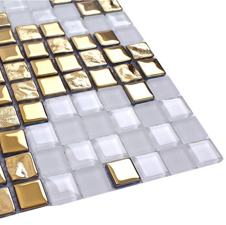 DIY Handmade 3D Diamant Glas Mosaik Malerei Neue Stil Küche Backsplash Bad  Dusche Home Hotel Hintergrund Dekor Geschenk LSPTN05 In DIY Handmade 3D  Diamant ...