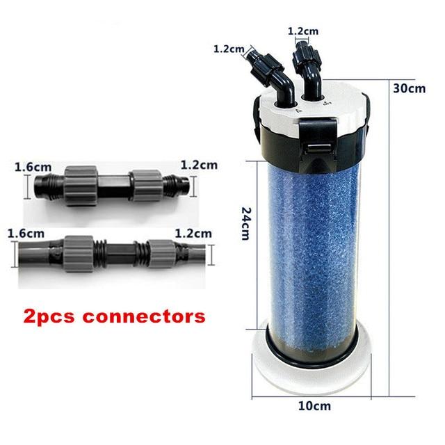 Pre Filter for Aquarium Fish Tank External Barrel QZ-30 Pump  2