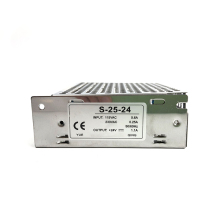 LED power supply S-25W-24V switching 24V2A Industrial