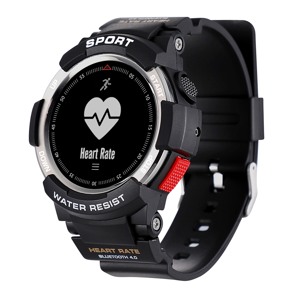 Military Sports Smart Watch Men Heart Rate Monitor Fitness IP68 Waterproof Smartwatch for Running Outdoor Watch