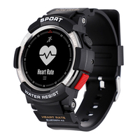 Military Sports Smart Watch Men Heart Rate Monitor Fitness IP68 Waterproof Smartwatch for Running Outdoor Watch For Android IOS|Digital Watches| |  -