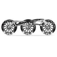 100% Оригинальные Bont 2PF Скорость конька рамы с 3*110 мм G15/G16 катание колеса ABEC 5 165 195 мм расстояние Patines полная база