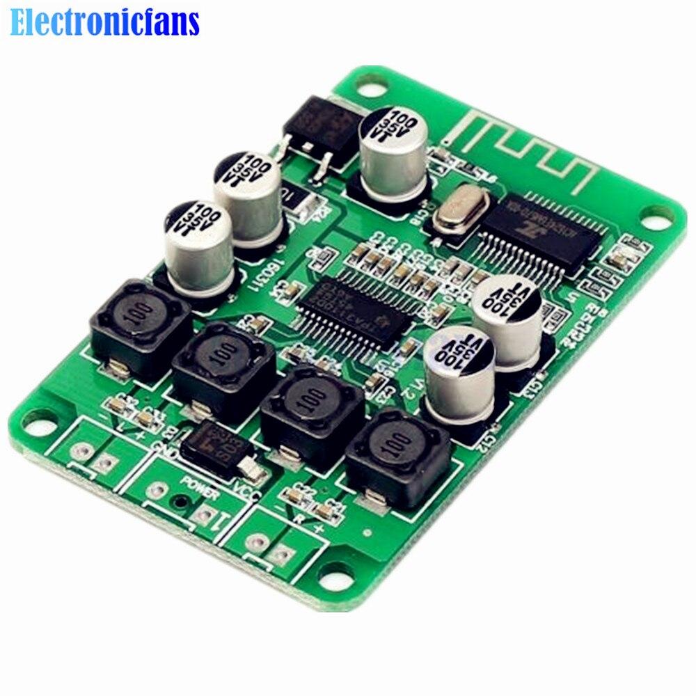 Hilitand TPA31102x 15W Bluetooth Audio Receiver Power Verstärker Board Aud...
