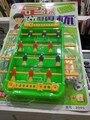 Doble Función de Mini Escritorio mesa de Juego de la Copa Mundial de Fútbol Niños Educativo juguete Deportes