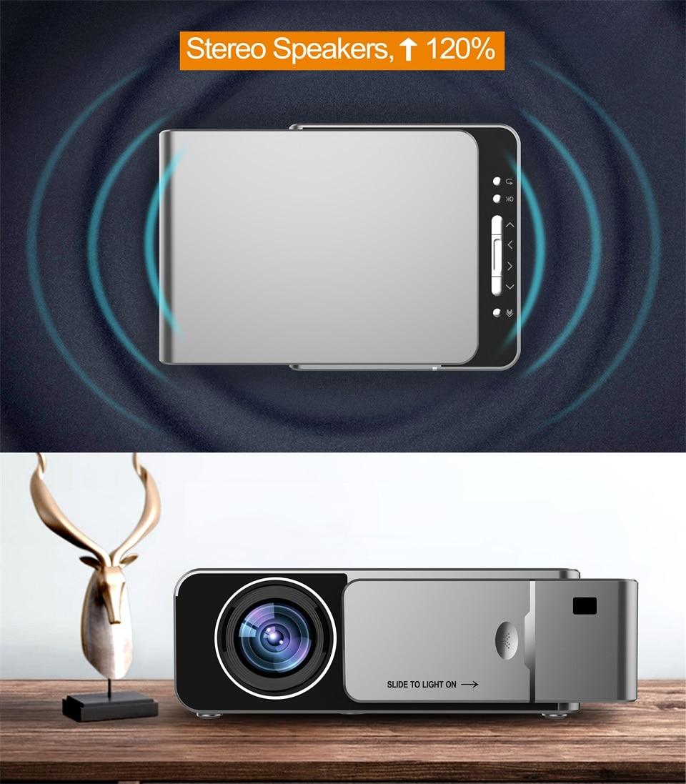 Mini WZATCO cinéma HD 16