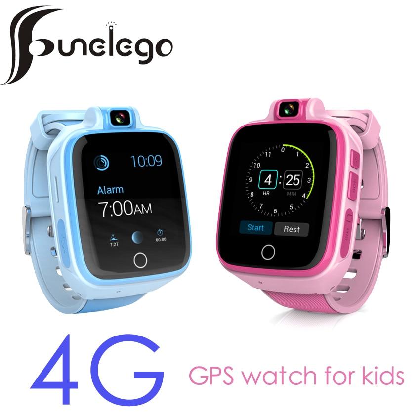 Funelego 4G Astuto Della Vigilanza Per Il Capretto Compatibile 2G 3G SIM Card Con Il GPS Posizione Inseguitore Bambino Telefono orologio da polso Impermeabile Multi LinguaFunelego 4G Astuto Della Vigilanza Per Il Capretto Compatibile 2G 3G SIM Card Con Il GPS Posizione Inseguitore Bambino Telefono orologio da polso Impermeabile Multi Lingua