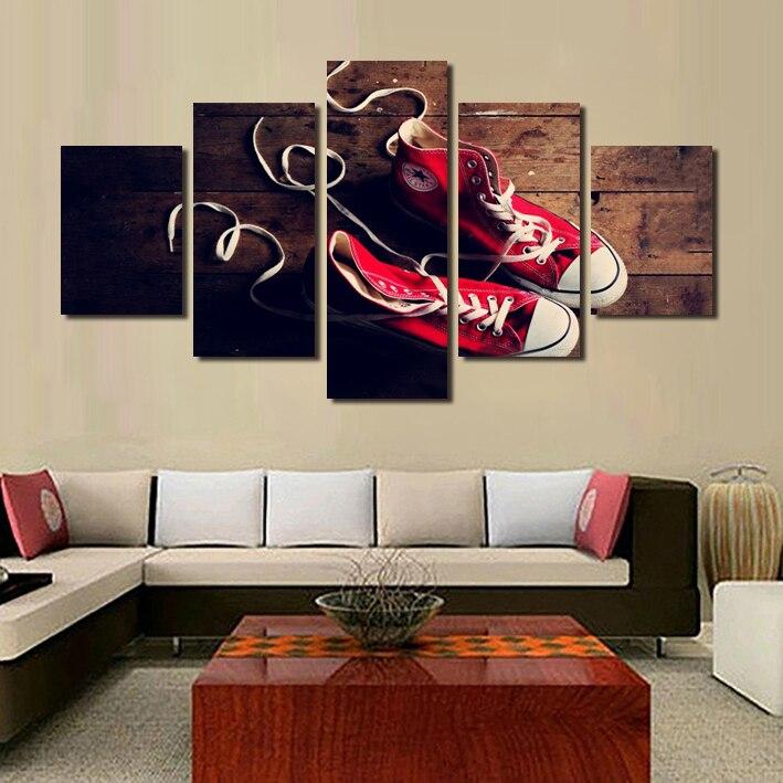 Online kopen wholesale schoenen schilderen uit china schoenen schilderen groothandel - Modulaire muur ...
