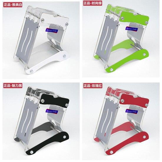 Free Shipping Acylic Kitchen Knives Sharpener Shelf Tool Holder Multifunctional Scissors Knives Antirust Hollow Block Holder