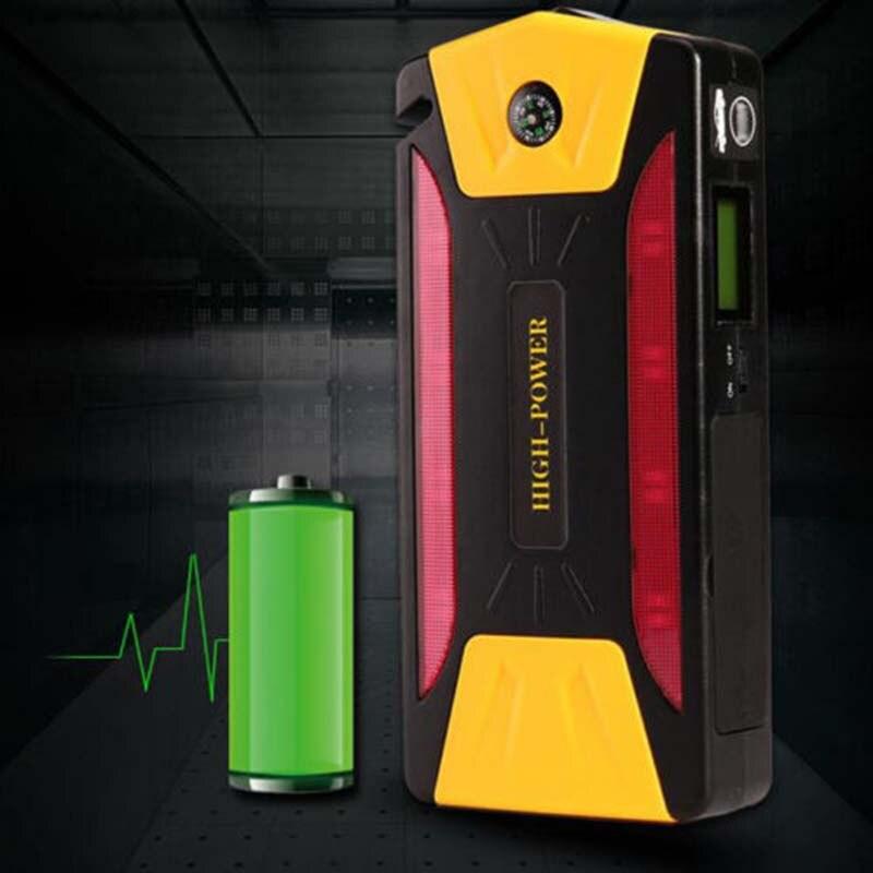 Liplasting Brand Portable 12V 82800mAh SOS LED US Plug Car charger Booster Battery High  ...