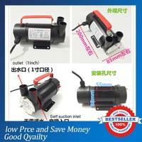 12V/24V/48V Household Farm DC Self priming Water Pumps Oil Pump