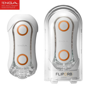 Image 3 - TENGA FLIP(ORB) Bounding Orbs Of Pleasure Male Masturbator For Man Artificial Vagina Real Pussy Sex Cup Sex Toys For Men