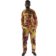 Dashiki Men Clothing African-Print Ankara Bazin Long-Sleeve Broder MD Ropa Shirt Top-Pants-Set