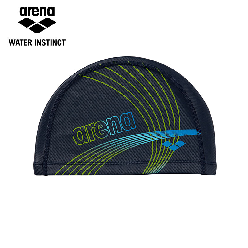 Arena 2018 New Men Swimming Cap Double Layer Ear Protect