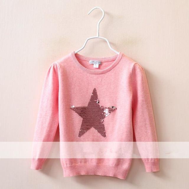 fc1dbf8168f82d kids sweaters girls fashion sequins brand kids sweater fashion cute girls  outerwear high,grade girl ...