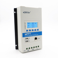 TRIRON3210N TRIRON Series Modular MPPT Solar Charge Controller Battery Charger Regulator USB LCD backlight Tracer