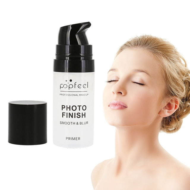 POPFEEL Pure Matte Face Base Primer Makeup Natural Moisturizer Cream Foundation Eye Shadow Primer Cosmetics Maquiagem BTZ1 TSLM2 5