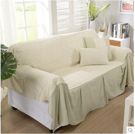 S v alla moda in stile americano divano copridivano telo for Telo copridivano ikea
