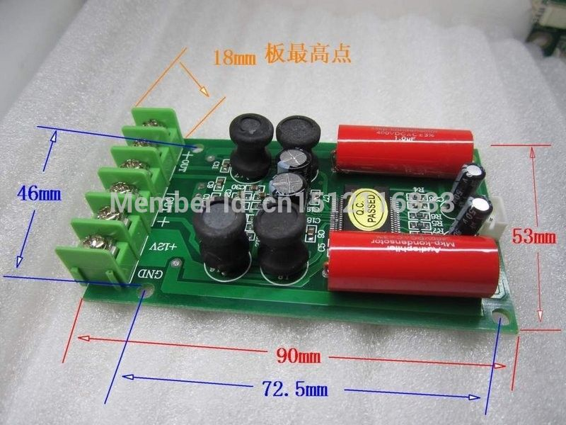 NEW 1PC Car PC TA2024 Digital Amplifier Board Amplifier