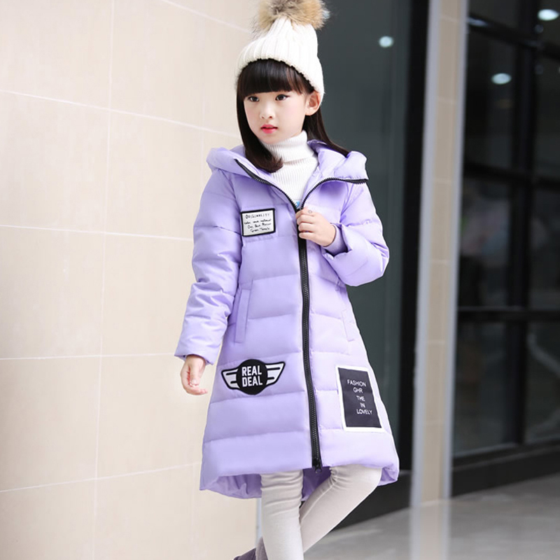 New Baby Girls Winter Coats Down Jacket Children s Winter Down Jackets Outerwear Warm Thick