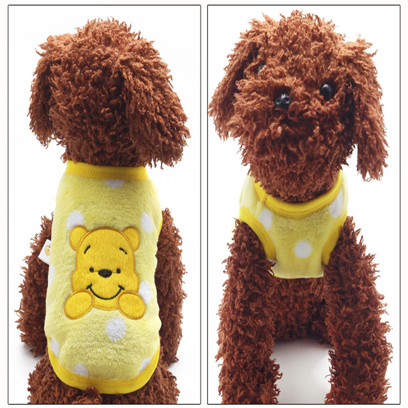 cf8ef234cc6e Free Shipping XXXS/XXS/XS New Cute Cartoon Animal Puppy Winter Warm Thick  Sweaters Baby Pet Clothes Teacup Dogs Clothing-in Dog Sweaters from Home &  Garden ...
