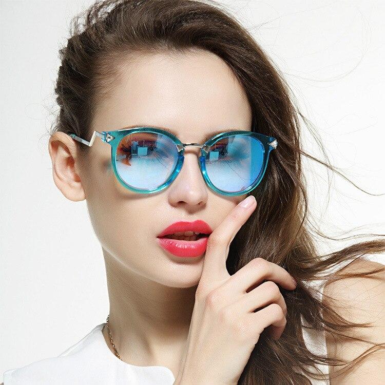 2015 Women polarized sunglasses big box retro sunglasses ...