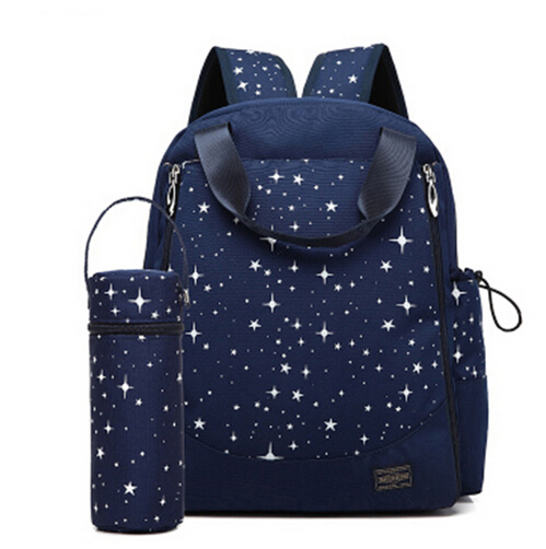 ФОТО Mulifuction Baby Diaper Nappy Bags Large Capacity Waterproof Stroller Backpack Mum Messenger Maternity Bag Baby Nappy Travel Bag