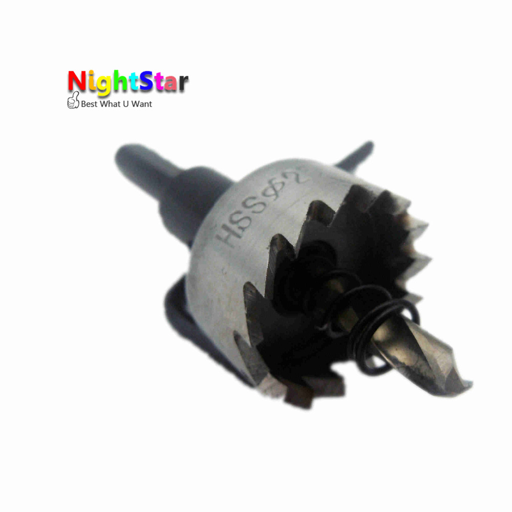 30mm HSS Drill Bit Hole Saw Set Stainless Steel Metal Alloy Drill Bits Holw Saw Cutter  цены