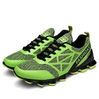 2017 New Men's Running Shoes Outdoor Antiskid Jogging Tourism Walking Athletic Shoes Unique Trend Sports Shoes For Men