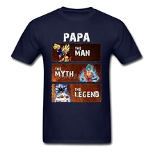 DBZ The Man The Myth The Legend Shirt