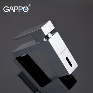 Image 3 - GAPPO אגן ברז מפל ברז אמבטיה אמבטיה מיקסר אמבטיה פליז מיקסר מים כיור מיקסר