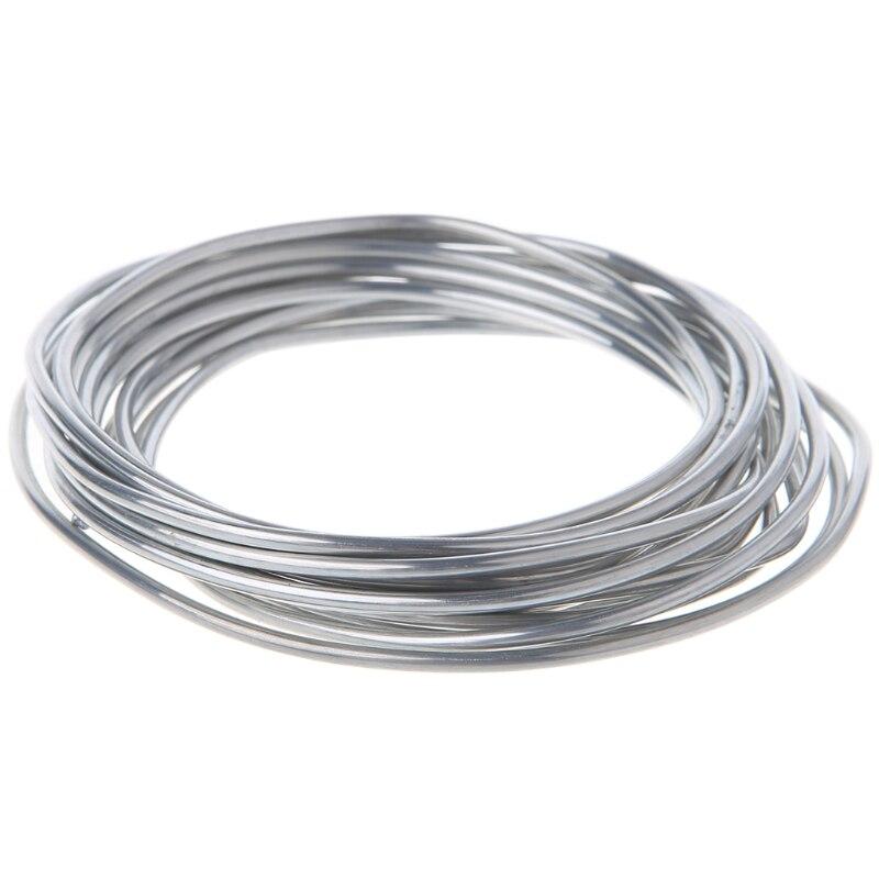 2.00mm*3m Copper aluminum cored wire Low Temperature Aluminium Welding Rod 2 00mm 3m copper aluminum flux cored wire copper weld wire low temperature copper aluminum welding rods for ac