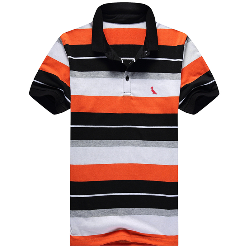 Brand Men   Polo   Shirt New Summer Casual Striped Cotton Men's   Polo   Solid   Polo   Shirt   Polo   Men Reserved Camisa Aramy Colcci Sergio K
