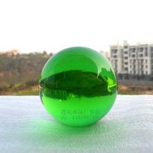 Новые приходят! мода классический зеленый K9 хрустальный шар 60 мм Желая волшебный хрустальный шар, Высокое качество, большой Стеклянный шар для подарка