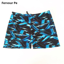 hot deal buy summer men's board shorts trunks new arrival beach shorts multiple printing plus size obesity shorts a18002