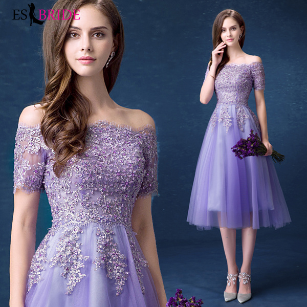 Sexy   Evening     Dresses   Long Simple Short Sleeve Boat-Neck Backless Sparkle Formal Party Gowns Elegant 2019 Robe De Soiree ES2040