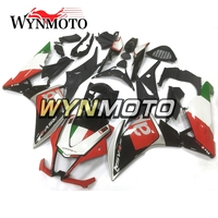 Complete Fairings For Aprilia RSV4 1000 Year 2010 2015 11 12 13 14 ABS Injection Plastic Green Red Silver Motorcycle Bodywork