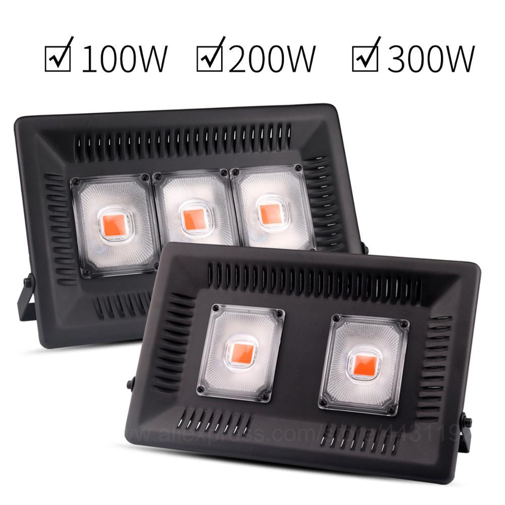 Nouvelle usine de LED 30 W/50 W/100 W/150 W poussent des plantes succulentes à spectre complet de lumière