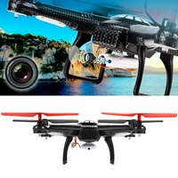 V686G 4CH RC Quadcopter 5 8G FPV Real Time 2 0MP Camera Headless Mode 3D Rollover
