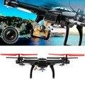 V686g fpv rc drones con cámara hd v686 profesional drone wltoys quadcopters drones con 2mp cámara rc volar helicóptero de la cámara