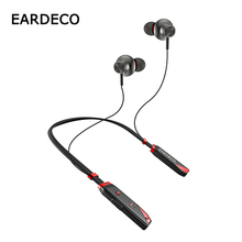 EARDECO Large Battery Wireless Headphones Sport Stereo Bluetooth Earphone Headphone with mic Ear Bass Earphones Earbuds Headset цена и фото