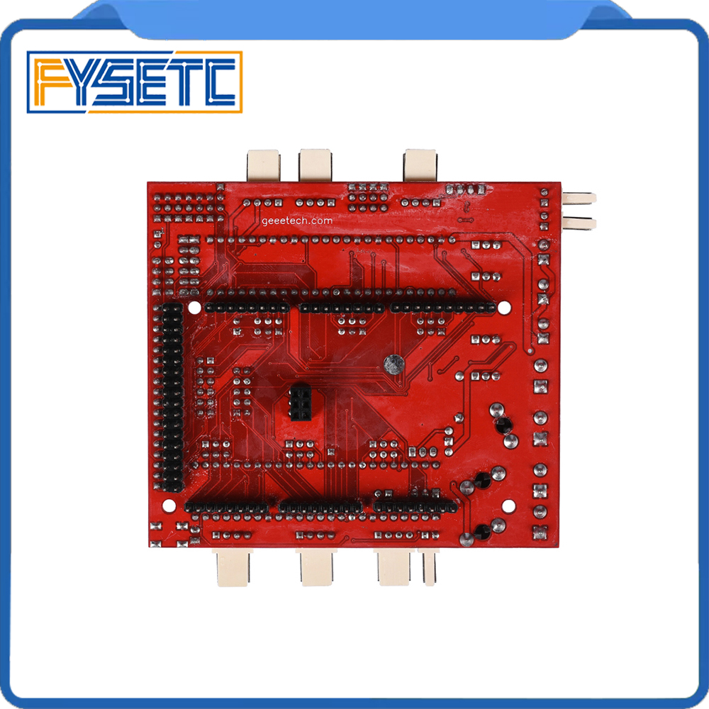 3D Printer Motherboard Reprap RAMPS-FD Shield Ramps 1.4 Control Board Compatible with Arduino Due Main Control Board free shipping 3d printer ultimaker1 5 7 control board supports dual print compatible ramps