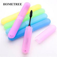 Hometree прозрачный зеркальный чехол для зубной щетки Держатель